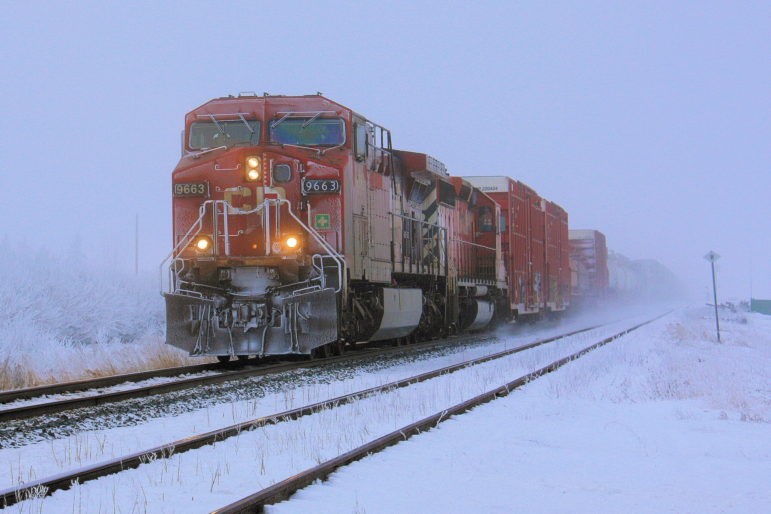 Canadian Pacific Railway – Asset inventory consulting