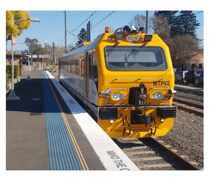Sydney Trains – LiDAR & Imagery